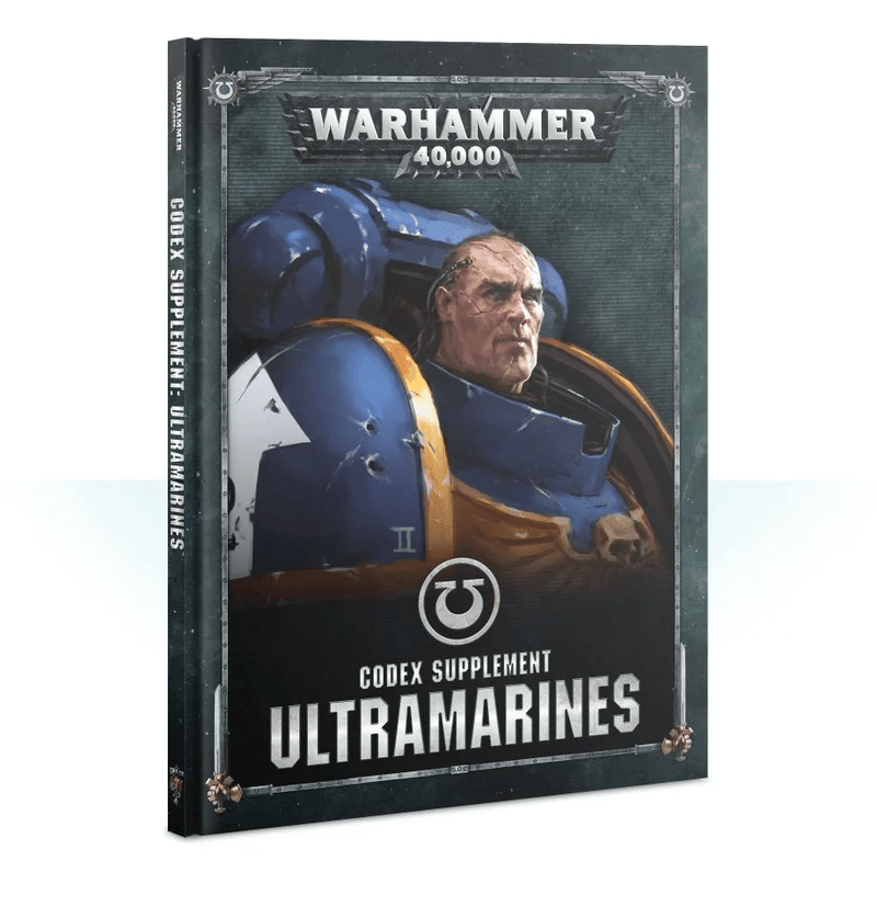 Codex Supplement - Ultramarines (53-26) - Waterfront News
