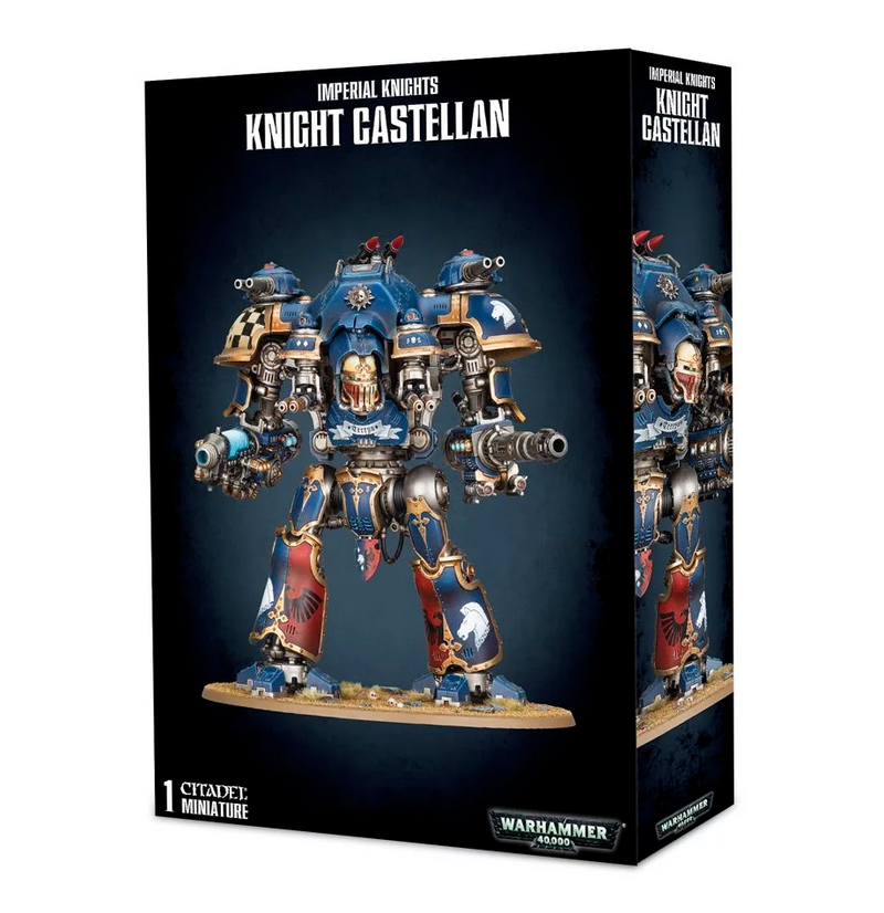 Imperial Knights Knight Castellan (54-16)