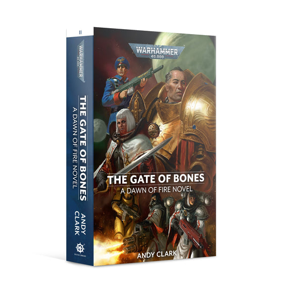 Dawn of Fire - The Gate Of Bones (Pb) (Bl2884)