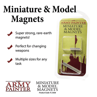 Miniature Model Magnets