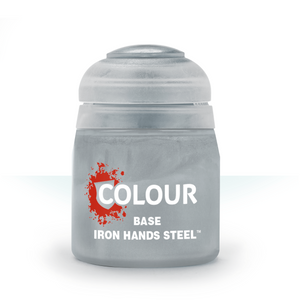 Iron Hands Steel (CB) (21-46)