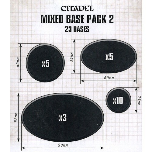 Mixed Base Pack 2 (66-20)