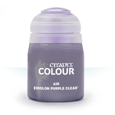 Eidolon Purple Clear (24ml) (CA) (28-58)