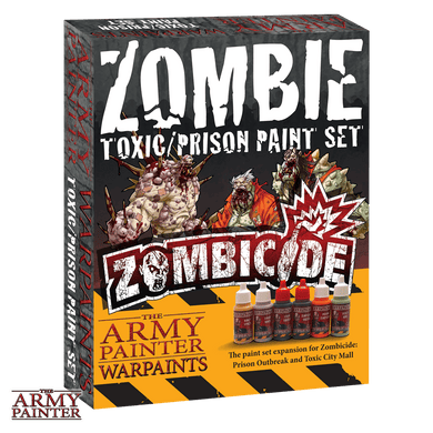 Zombicide - Toxic/Prison Expansion Paint Set