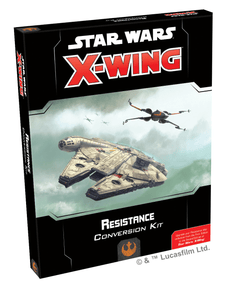 Resistance Conversion Kit (Star Wars X-Wing 2nd Edition)