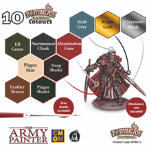 Load image into Gallery viewer, Zombicide - Black Plague Paint Set