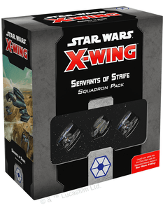 Servants of Strife Squadron Pack (Star Wars X-Wing 2nd Edition)