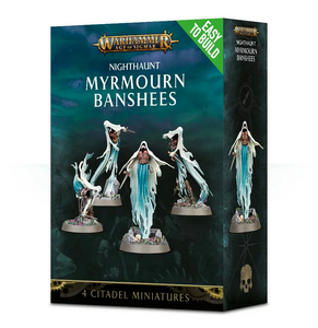 Easy to Build - Nighthaunt Myrmourn Banshees (71-11)