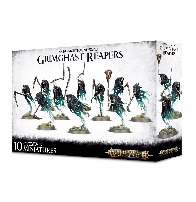 Nighthaunt Grimghast Reapers (91-26)