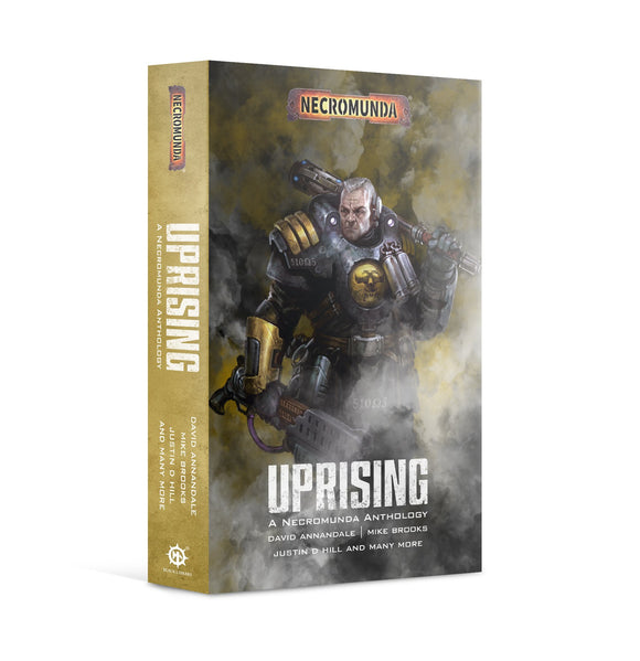 Necromunda - Uprising (Pb) (Bl2870) - Waterfront News