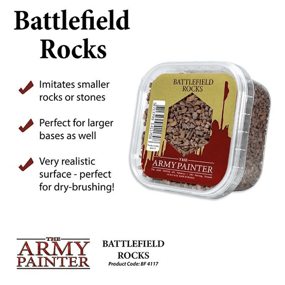 Battlefield Rocks - Waterfront News