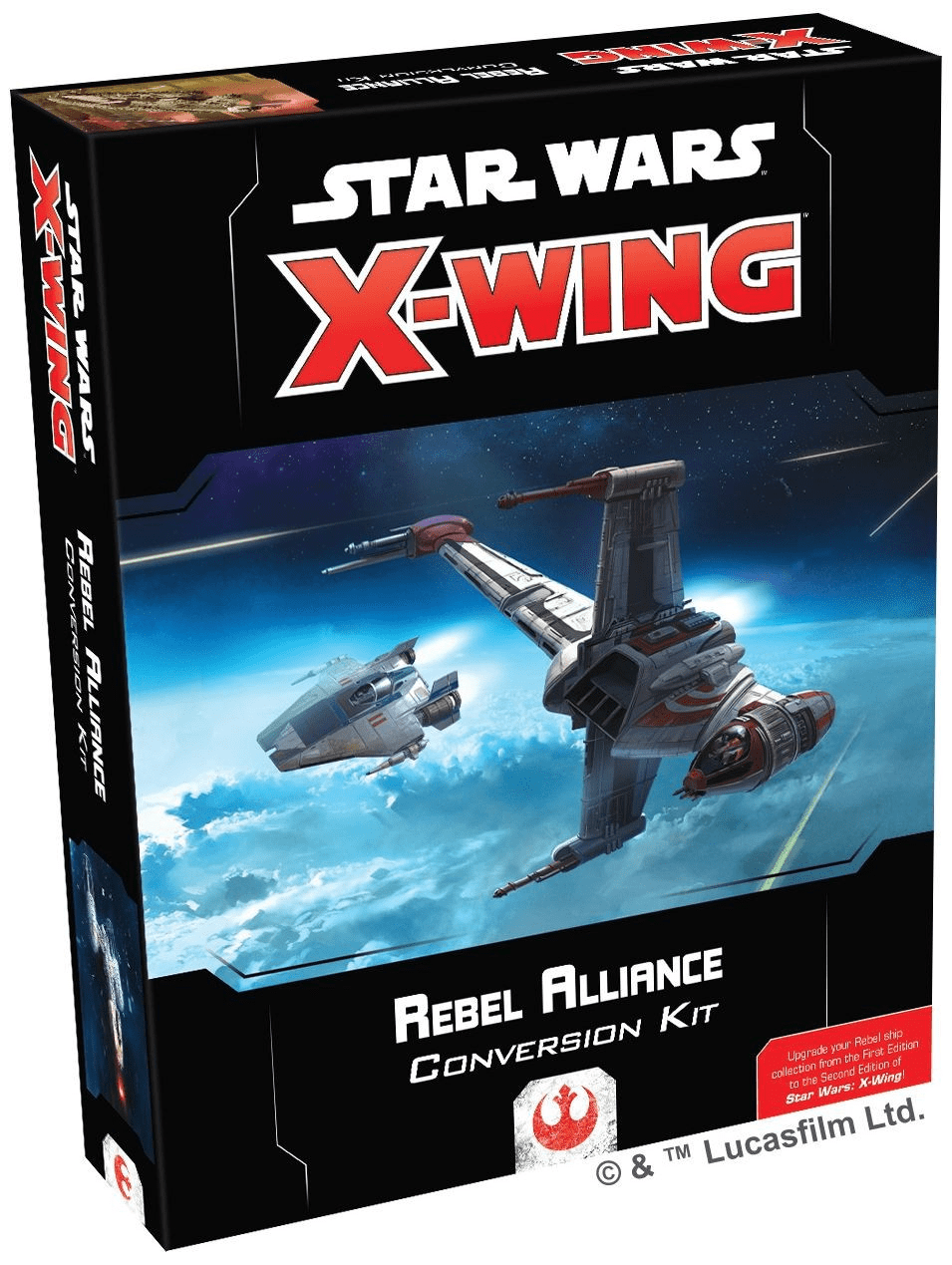Rebel Alliance Conversion Kit (Star Wars X-Wing 2nd Edition)