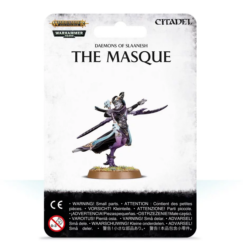 Daemons Of Slaanesh - The Masque (97-65)