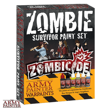 Zombicide - Survivor Paint Set