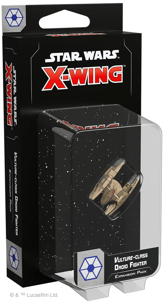 Vulture-class Droid Fighter (Star Wars X-Wing 2nd Edition)