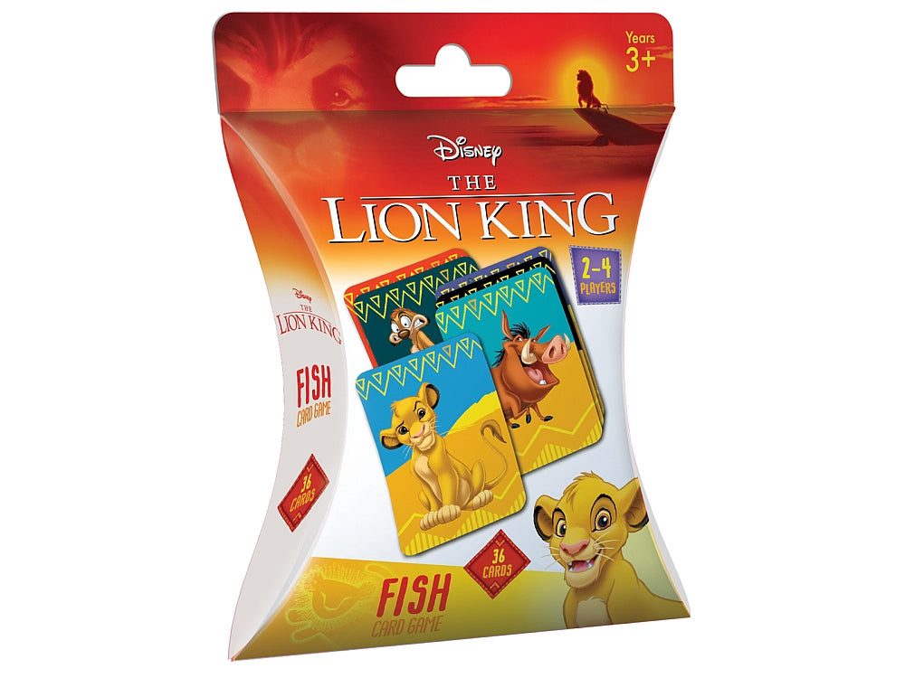 Lion King - Go Fish