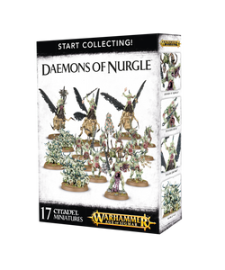 Start Collecting! Daemons of Nurgle 2017 (70-98)