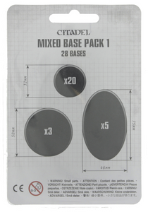 Citadel Mixed Base Pack 1 (66-19)