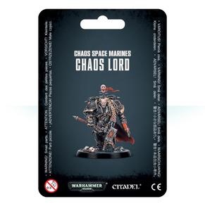 Chaos Space Marines Chaos Lord 2019 (43-62)
