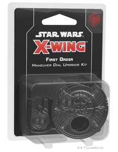 First Order Maneuver Dial Upgrade Kit (Star Wars X-Wing 2nd Edition)
