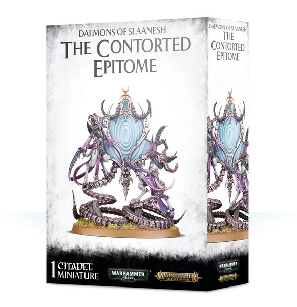 Daemons of Slaanesh - The Contorted Epitome (97-48)