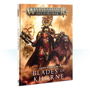 Blades Of Khorne 2019 (83-01) (Battletome)