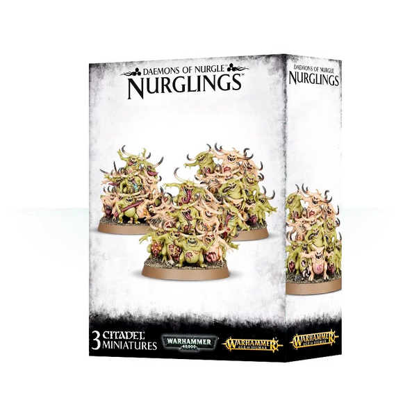 Daemons of Nurgle Nurglings (97-18)