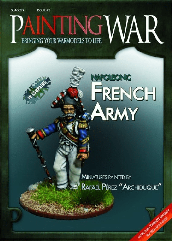 Painting War Napoleonic French guide - Waterfront News