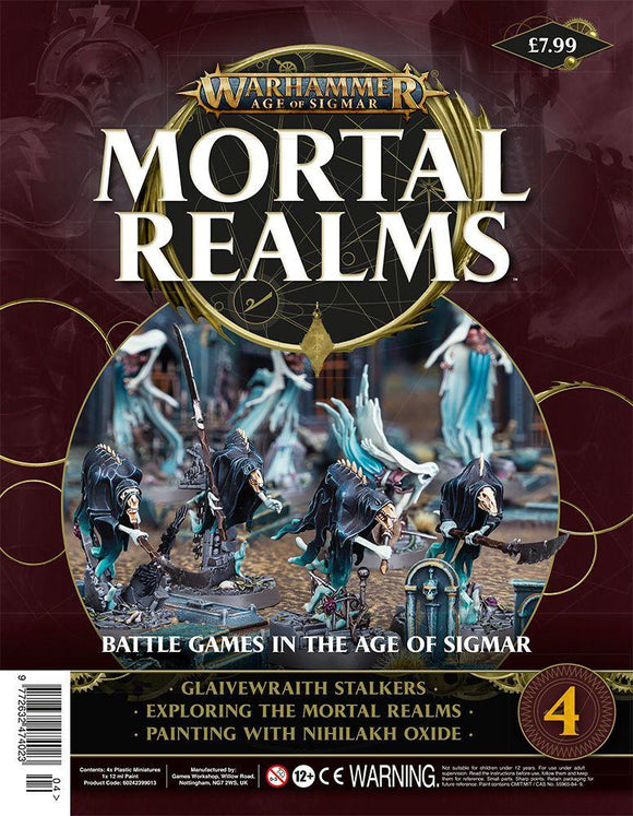 Warhammer Mortal Realms #04 - Waterfront News