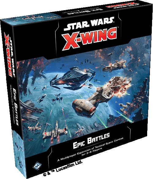 Epic Battles Multiplayer Expansion (Star Wars X-Wing 2nd Edition)