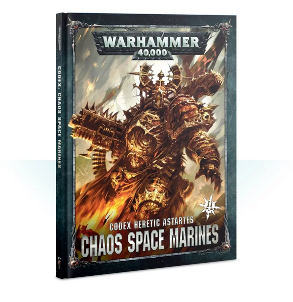 Chaos Space Marines 2019 (43-01) (Codex)