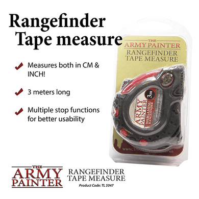Tape Measure the Rangefinder