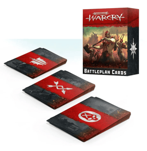 Warcry - Battleplan Cards (111-02) - Waterfront News