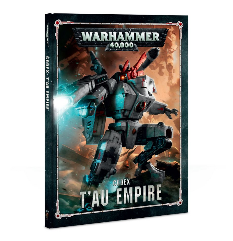 Tau Empire 2018 (56-01) (Codex)