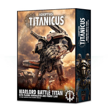 Load image into Gallery viewer, Adeptus Titanicus - Warlord with Plasma Annihilator (400-22)
