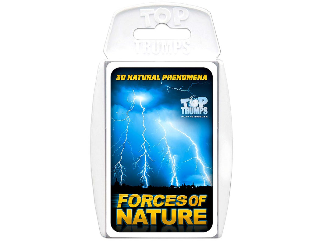 Top Trumps: Forces of Nature