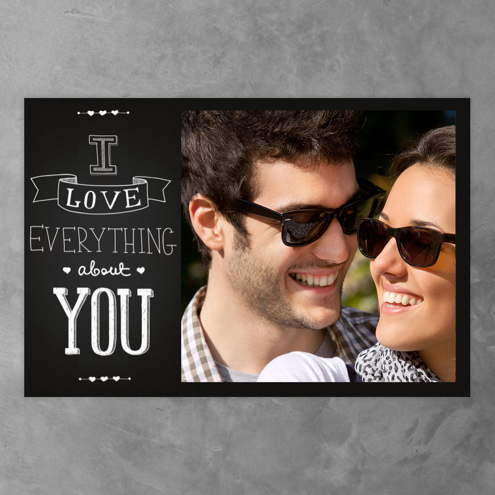 Foto con Frase Love Everything