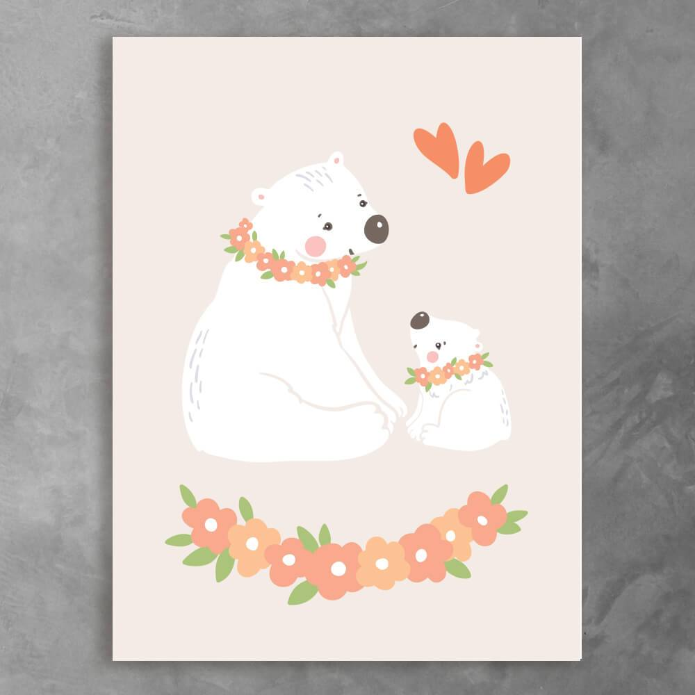 cute polar bears II