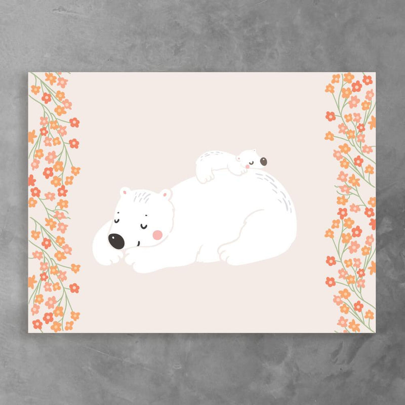cute polar bears I