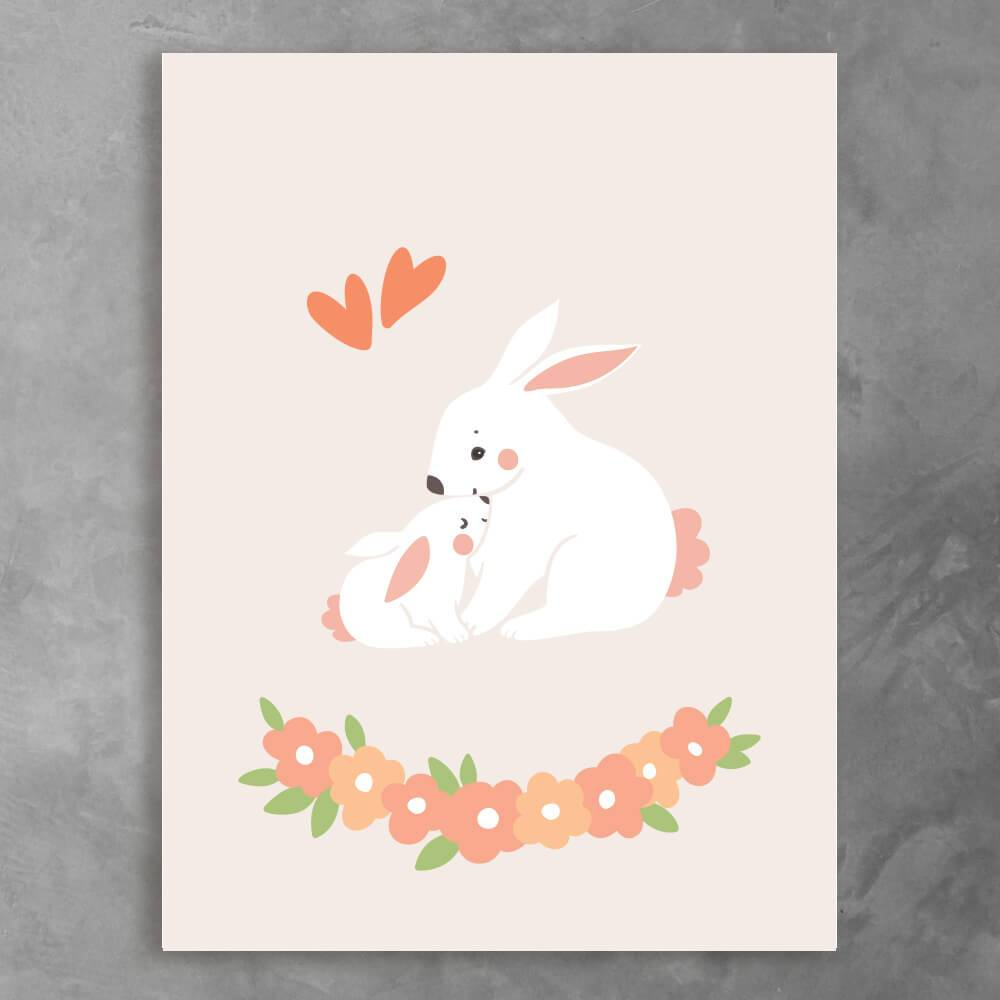 cute rabbit III