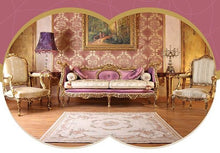 Load image into Gallery viewer, Barok bank canape luxury baroque furniture