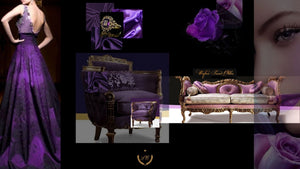 Barok bank canape luxury baroque furniture