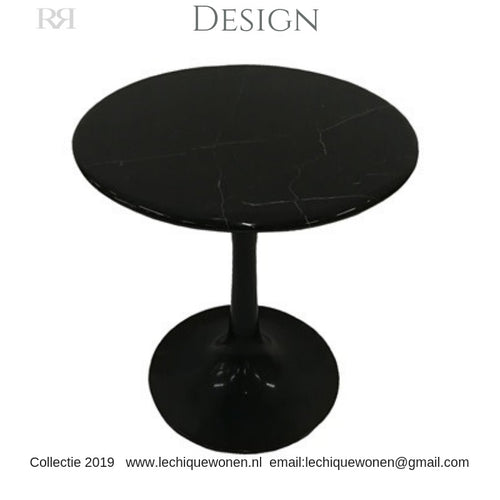 End table Caf� Nero black