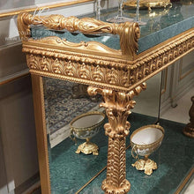 Load image into Gallery viewer, Baroque table Console Milano  lodewijk Renaissance