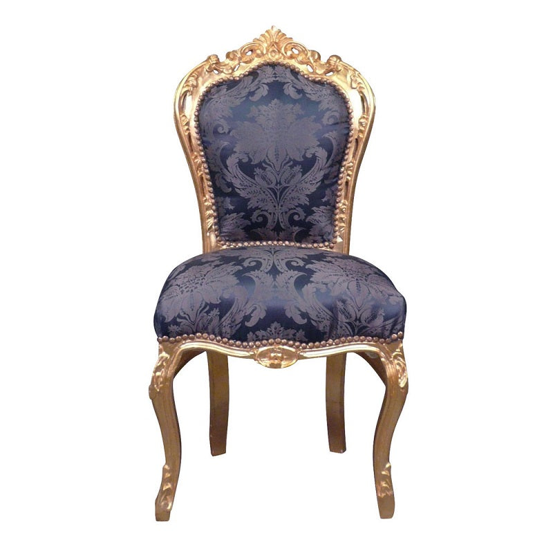 Roma Chair Bleu Passion