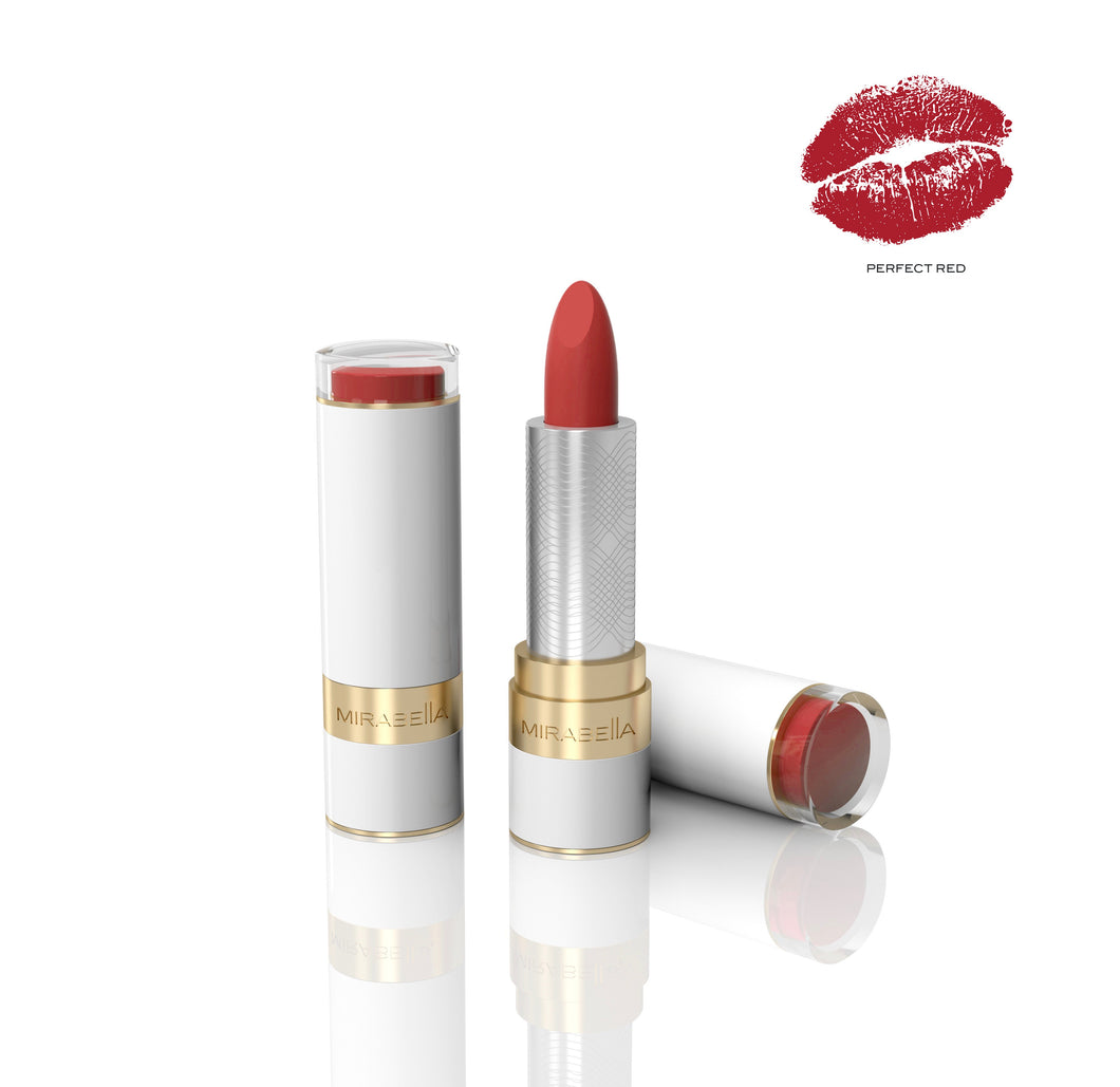 Perfect Red Sealed with a Kiss Lipstick