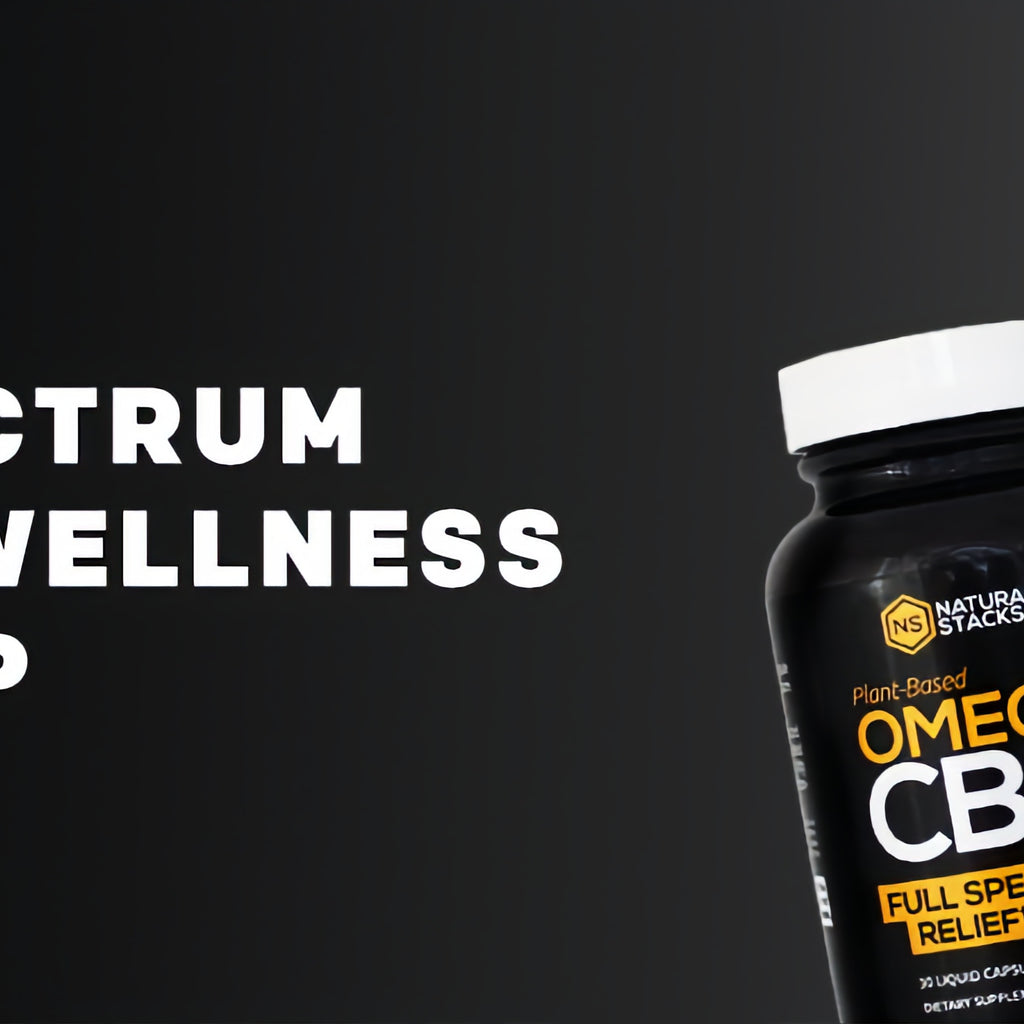 Full-Spectrum CBD Supplements