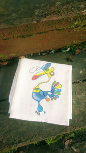 Toucan Kitchen Towel