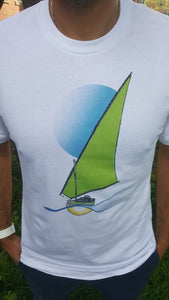 Sailing Boat from the Nile T-Shirt
