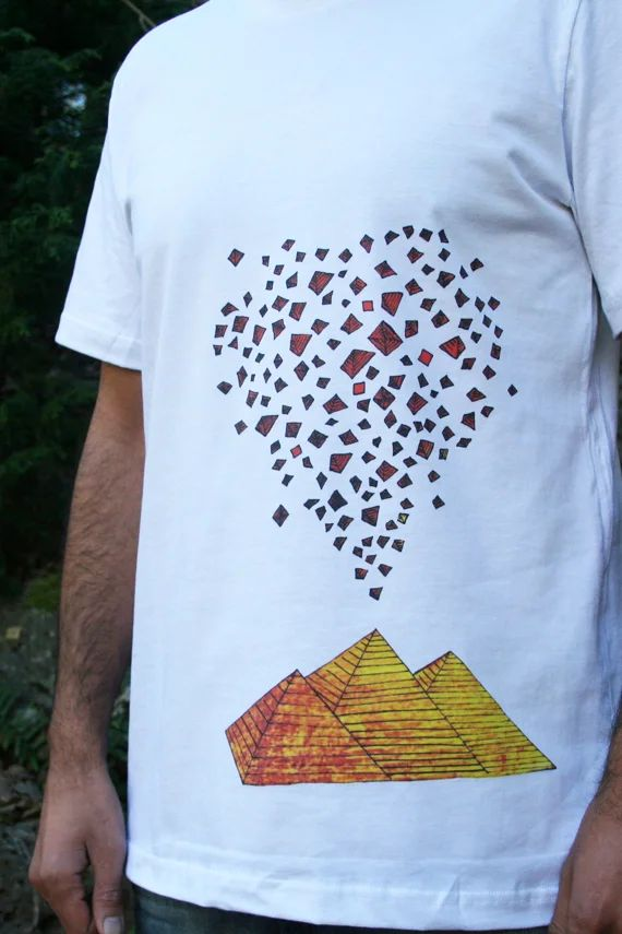Pyramid Love T-Shirt